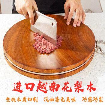 越南铁木砧板的几种日常保养方式