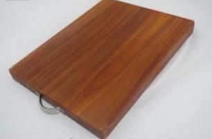 非正宗铁木砧板(非洲铁木)要怎么去掉砧板臭