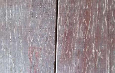 怎么辨别非洲红铁木砧板(俗称假铁木)