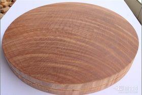 多年的铁木菜板已经裂缝还能用吗?