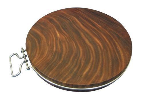 铁木菜板防开裂方法