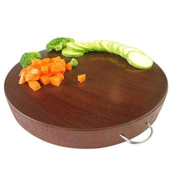 铁木菜板如何防裂?铁木菜板怎么保养?(图1)
