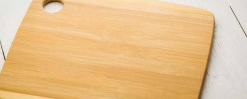 新菜板用盐水泡后多久涂油