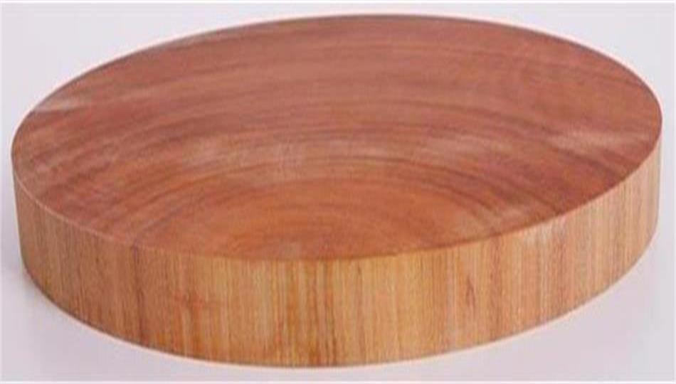 越南铁木切菜板买回家要用盐水泡吗